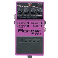 Photo BOSS BF-3 FLANGER