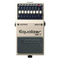 Photo BOSS GE-7 EQUALIZER
