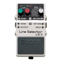 Photo BOSS LS-2 LINE SELECTOR
