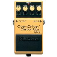 Photo BOSS OS-2 OVERDRIVE / DISTORTION