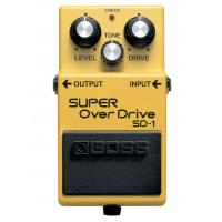 Photo BOSS SD-1 SUPER OVERDRIVE