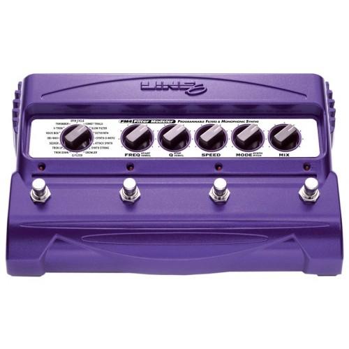 LINE 6 FM-4 - FILTER STOMP BOX