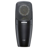 Photo SHURE PG27 MICRO STATIQUE CHANT