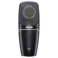 Photo SHURE MICRO STATIQUE CHANT USB PG27USB