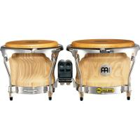 "Photo MEINL CS400 BONGOS 7 & 8"" 1/2 - AMERICAN WHITE ASH CS400"
