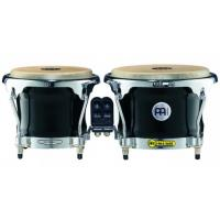 "Photo MEINL FWB400 BONGOS 7 & 8"" 1/4 FREE RIDE BOIS - NOIR EBENE"