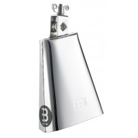 "Photo MEINL CLOCHE ACIER CHROME 6"" 1/4 - AVEC ATTACHE"