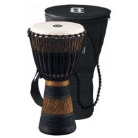 "Photo MEINL DJEMBE ACAJOU 10"" - SERIE EARTH - AVEC HOUSSE"