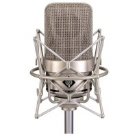 Photo NEUMANN M 150 TUBE - MICROPHONE À LAMPE OMNIDIRECTIONNEL