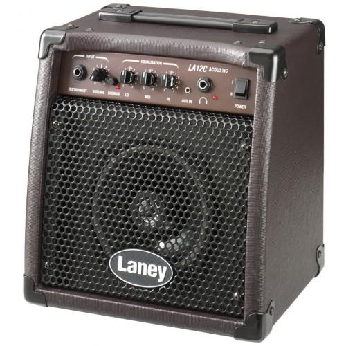 LANEY LA12C - AMPLI GUITARE ACOUSTIQUE 12W