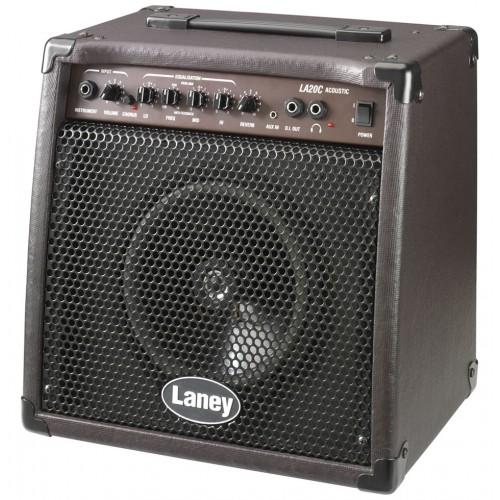 LANEY LA20C - AMPLI GUITARE ACOUSTIQUE 20W