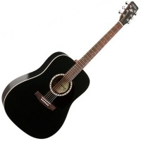 Photo ART & LUTHERIE DREADNOUGHT - CEDAR BLACK