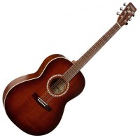 Photo ART & LUTHERIE FOLK - CEDAR ANTIQUE BURST