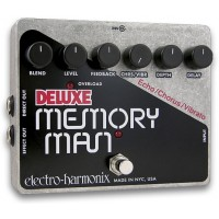 Photo ELECTRO HARMONIX DELUXE MEMORY MAN