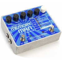Photo ELECTRO HARMONIX STEREO MEMORY MAN WITH HAZARAI
