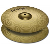 Photo PAISTE 101 BRASS HI-HATS 13""