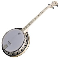 Photo DEERING GOODTIME 2 19-FRET TENOR - BANJO 4 CORDES