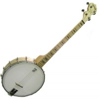 Photo DEERING GOODTIME 19-FRET TENOR - BANJO 4 CORDES
