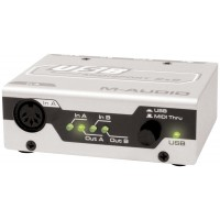 Photo M-AUDIO MIDISPORT 2X2 EDITION ANNIVERSAIRE