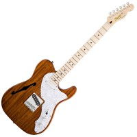 Photo SQUIER CLASSIC VIBE TELECASTER THINLINE NATURAL MAPLE