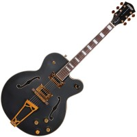 Photo GRETSCH GUITARS G5191BK TIM ARMSTRONG ELECTROMATIC HOLLOWBODY