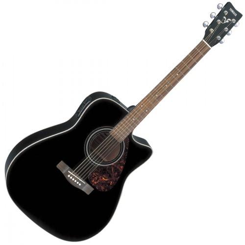 yamaha fx370c black achat guitare folk electro acoustique. Black Bedroom Furniture Sets. Home Design Ideas