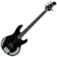 Photo STERLING BY MUSIC MAN RAY34 BLACK