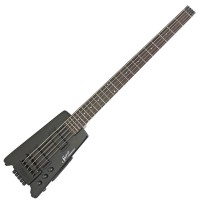 Photo STEINBERGER SPIRIT XT-25 STANDARD BASS 5 CORDES BLACK