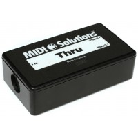 Photo MIDI SOLUTIONS THRU