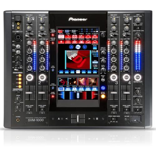 PIONEER SVM-1000 TABLE MIXAGE AUDIO VIDEO