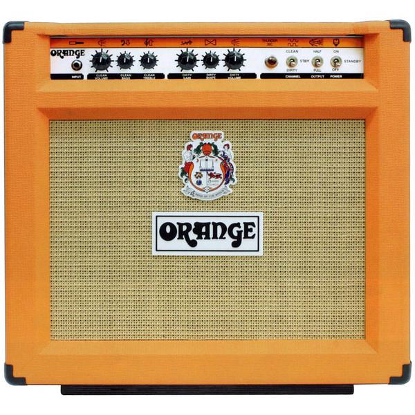 orange thunder 30 achat ampli lectrique combo orange. Black Bedroom Furniture Sets. Home Design Ideas