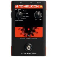 Photo TC-HELICON VOICETONE SINGLE R1 - VOCAL TUNED REVERB