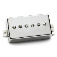 Photo SEYMOUR DUNCAN PHAT CAT BRIDGE NICKEL - SPH90-1BN