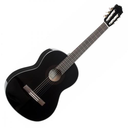 YAMAHA C40 BLACK - Achat au meilleur prix. Guitare classique