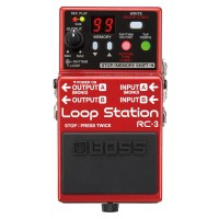 Photo BOSS RC-3 - LOOP STATION