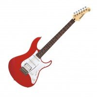 Photo YAMAHA PACIFICA 112 RED METALLIC
