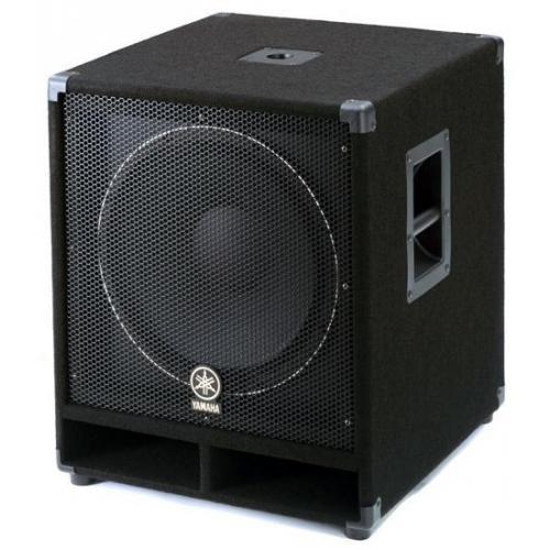 yamaha sw115v sub 15 250w 8 ohms achat enceinte passive yamaha vente acheter. Black Bedroom Furniture Sets. Home Design Ideas