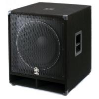 "Photo YAMAHA SW118V - SUB 18"" 500W / 8 OHMS"