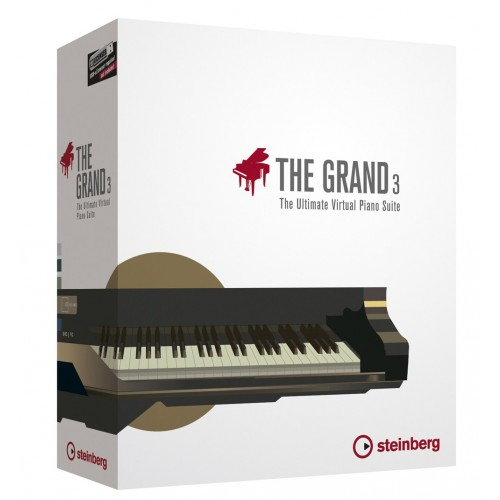 STEINBERG THE GRAND 3 - PIANOS VIRTUELS