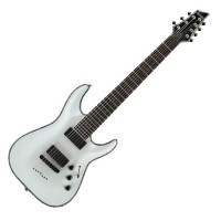 Photo SCHECTER HELLRAISER C-7 WHITE