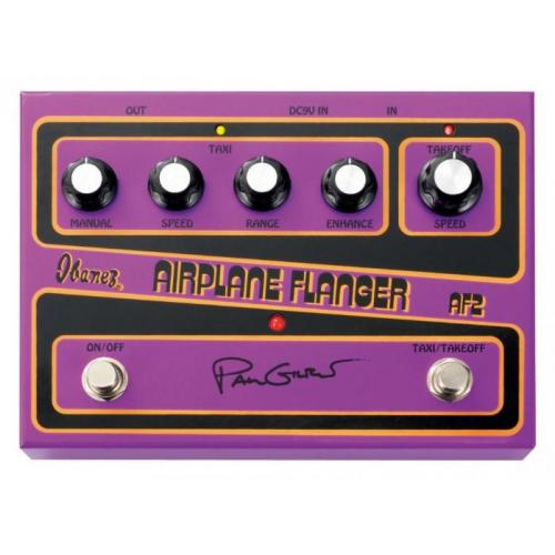 IBANEZ AF2 - AIRPLANE FLANGER - SIGNATURE PAUL GILBERT