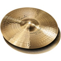 Photo PAISTE SIGNATURE MEDIUM HI-HATS 14""