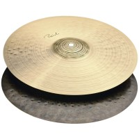 Photo PAISTE SIGNATURE TRADITIONALS MEDIUM LIGHT HI-HATS 14""