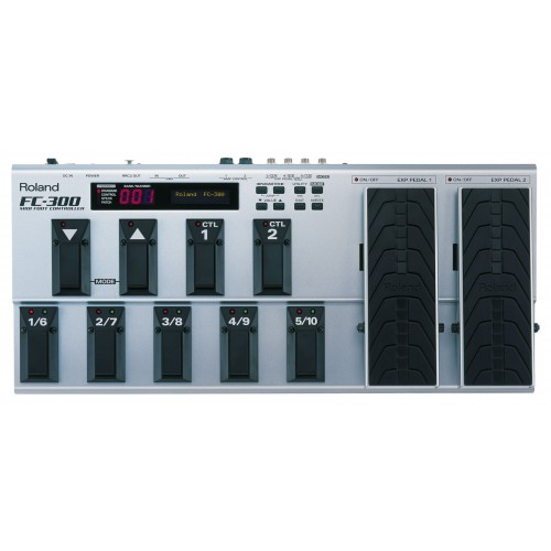 ROLAND FC-300 - PEDALIER MIDI