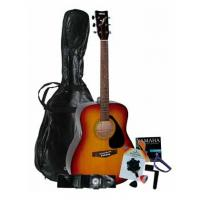 Photo YAMAHA F310 PACK TOBACCO BROWN SUNBURST