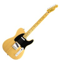 Photo SQUIER CLASSIC VIBE TELECASTER '50S BUTTERSCOTCH BLONDE MAPLE