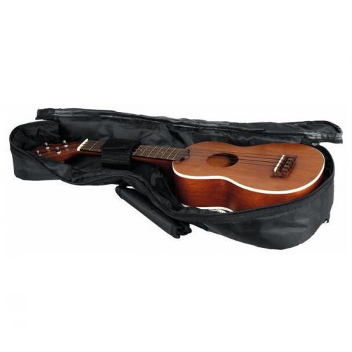 Rockbag housse student ukulele soprano achat housses et for Housse ukulele