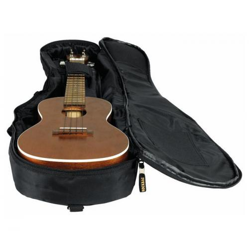 Rockbag housse student ukulele concert achat housses et for Housse ukulele