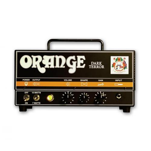 ORANGE DARK TERROR HEAD 7/15 WATTS