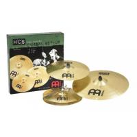 Photo MEINL HCS JEU 3 CYMBALES 14/16/20